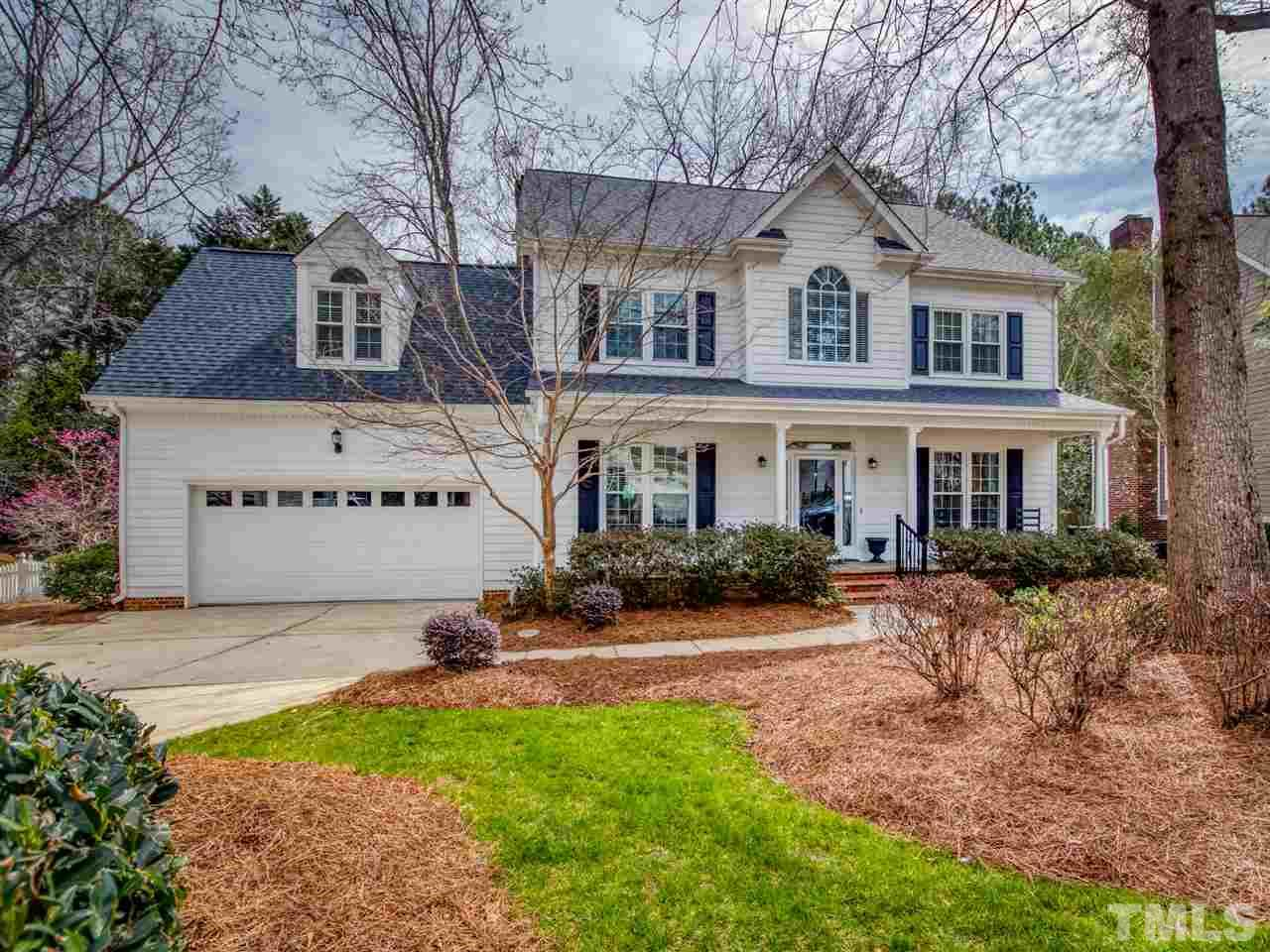 A Beautiful Home, lovingly maintained. New Roof & Windows 2003, New HVAC system, main floor. New Kitchen, Granite with BRAND New Stainless Steel Appliances. Hardwood floors downstairs. New Carpet, Paint & Light Fixtures. Private Office with Builtin Bookshelves, Large Family Room open to the Kitchen with Builtin Bookcases. Third floor permitted with an Au Pair Suite or Two Bedrooms full bathroom. Large Bonus Room on  2nd floor Backyard features a lovely pond and fountain and landscaped to enjoy outdoors.