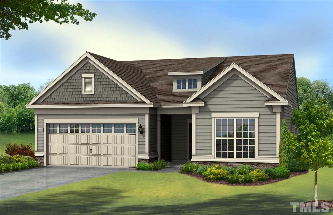 Our most popular floor plan, the Abbeyville with a spacious unfinished basement.  This home is located a block away from our resort style clubhouse.  Includes sun-room with a screened in porch - lots of upgrades throughout. Pictures not of actual home.