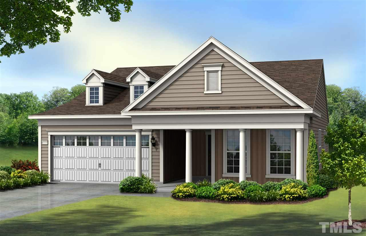 Our most popular floor plan, the Abbeyville with a spacious unfinished basement.  Includes sun-room with a screened in porch - lots of upgrades throughout. Pictures not of actual home.