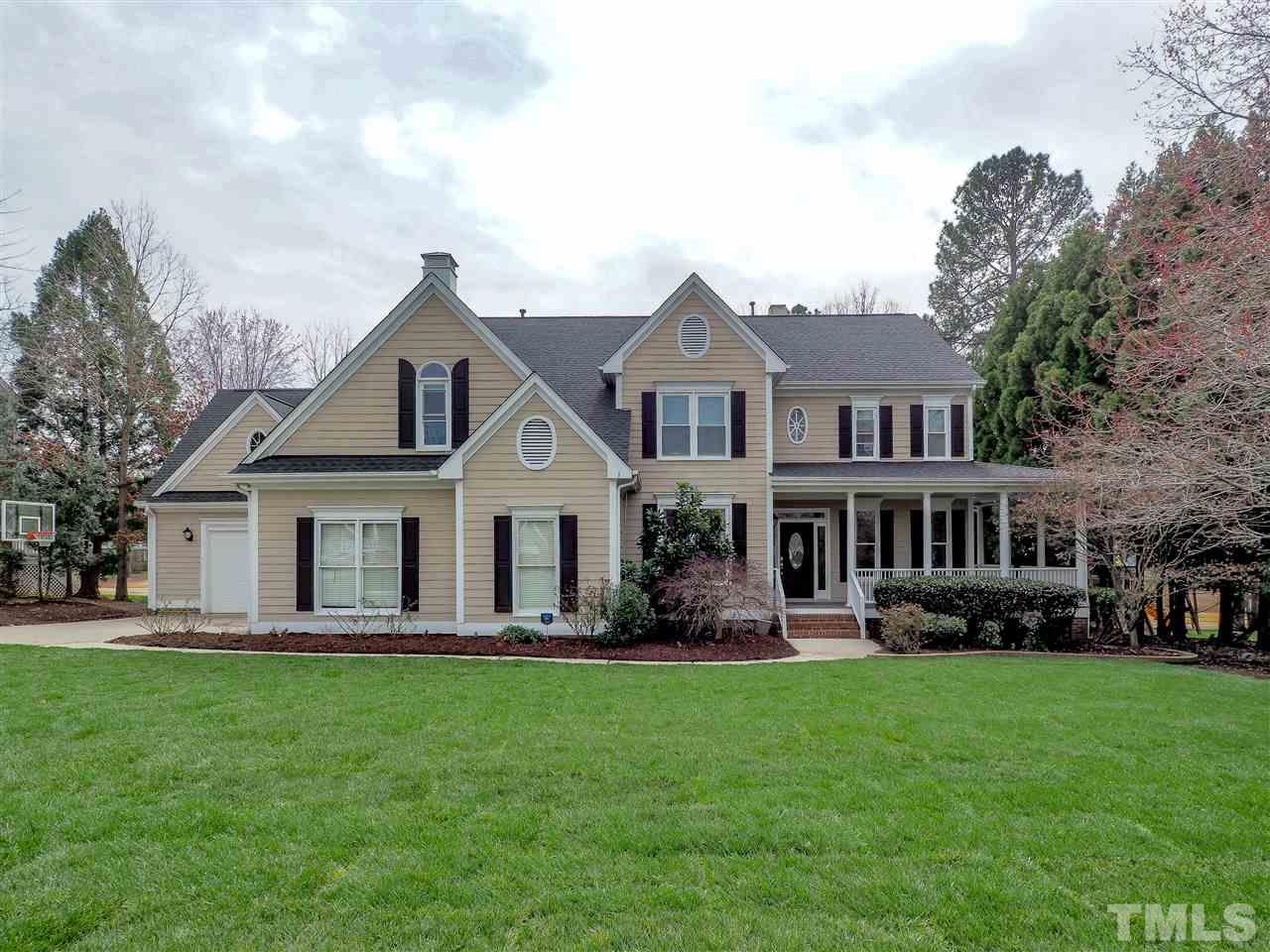 300 POND BLUFF WAY, CARY, NC 27513