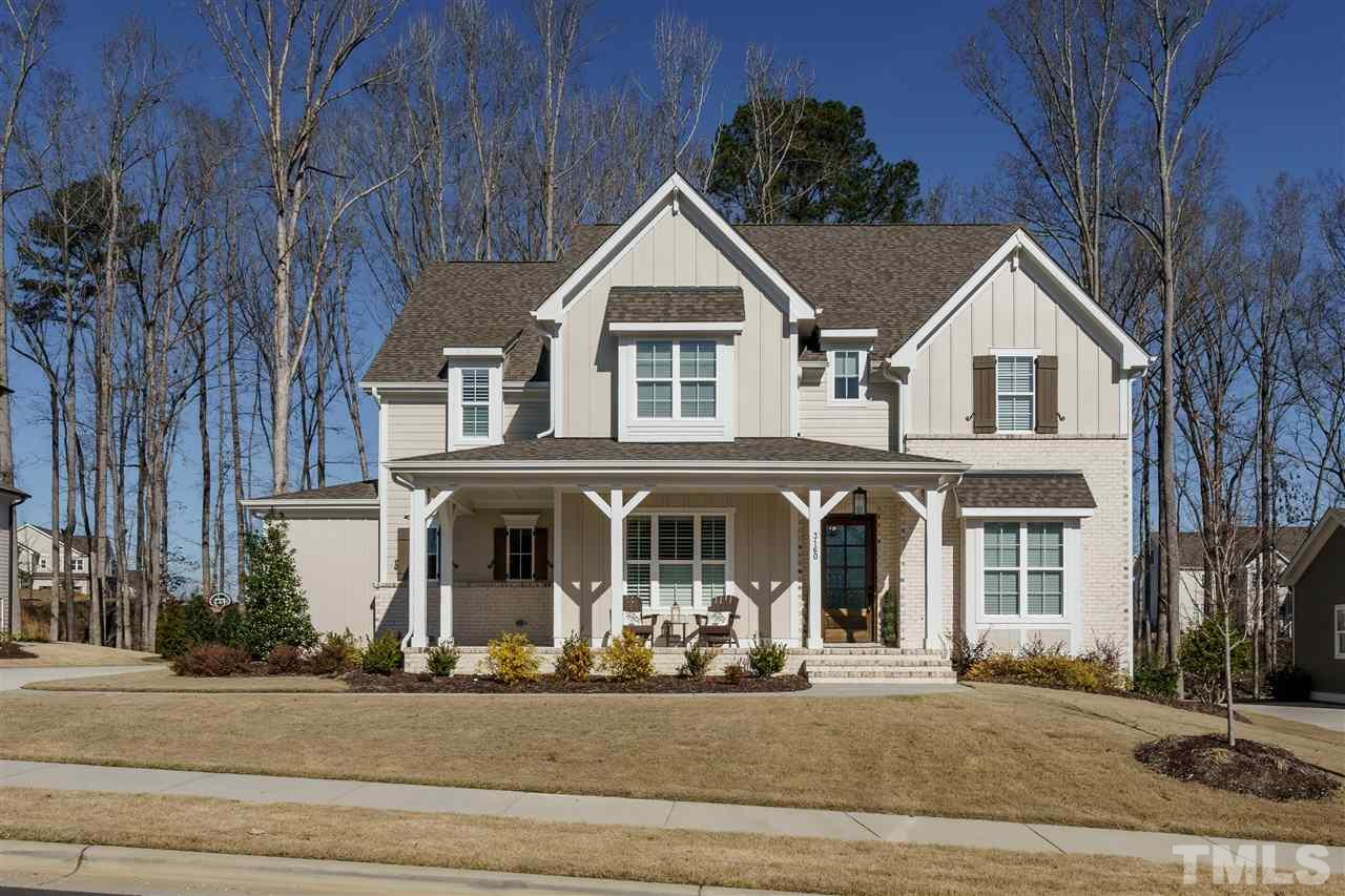 Nearly new by Gray Line Builders & one of the finest in Stillwater! Desirable private lot backs to tree buffer. This home checks off every wish on your list! First floor Guest Suite. Gourmet kitchen w/ Quartz counters, Electrolux appl, 6 burner range, micro/convection, apron sink, work station, Servery & more . Home boasts 5 bedrooms; 5 full + 2 half baths; 2 Bonus rooms; 3 unfin. walk-in attics. Tankless H2O heater. The finest details. Oversized 3 Car Gar. Screened porch w/ FP + deck. Truly exceptional!