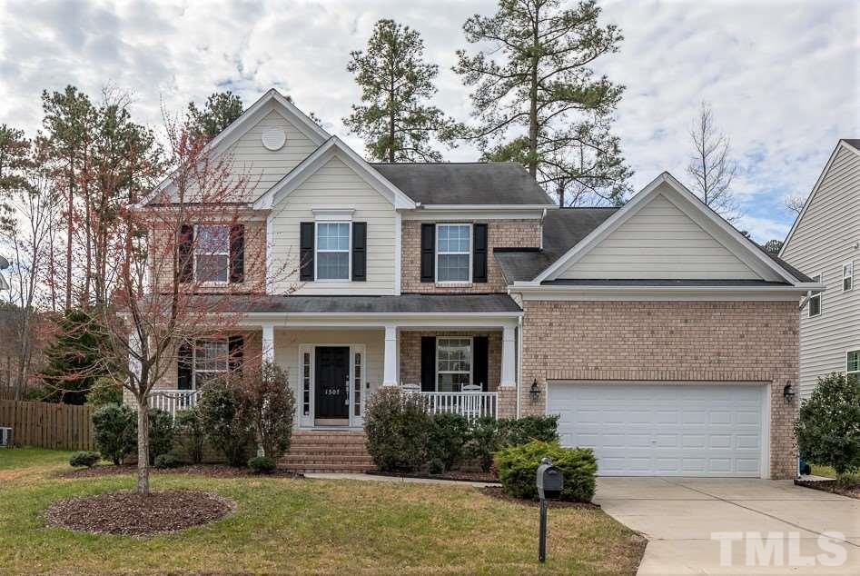 Property for sale at 1507 Hemlock Hills Drive, Durham,  NC 27703