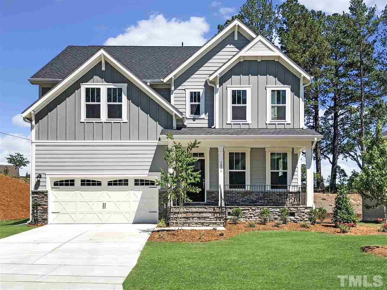 The Stratford- 5bdrms/4 baths Open floorplan with tons of natural light. Formal dining room plus breakfast nook that overlooks the deck. Gourmet kitchen loaded with upgrades including, gray cabinets, farm sink, gorgeous granite, backsplash and more! First floor guest suite. Spacious bonus room on second floor. LVP flooring throughout the first floor continues on the stairs!