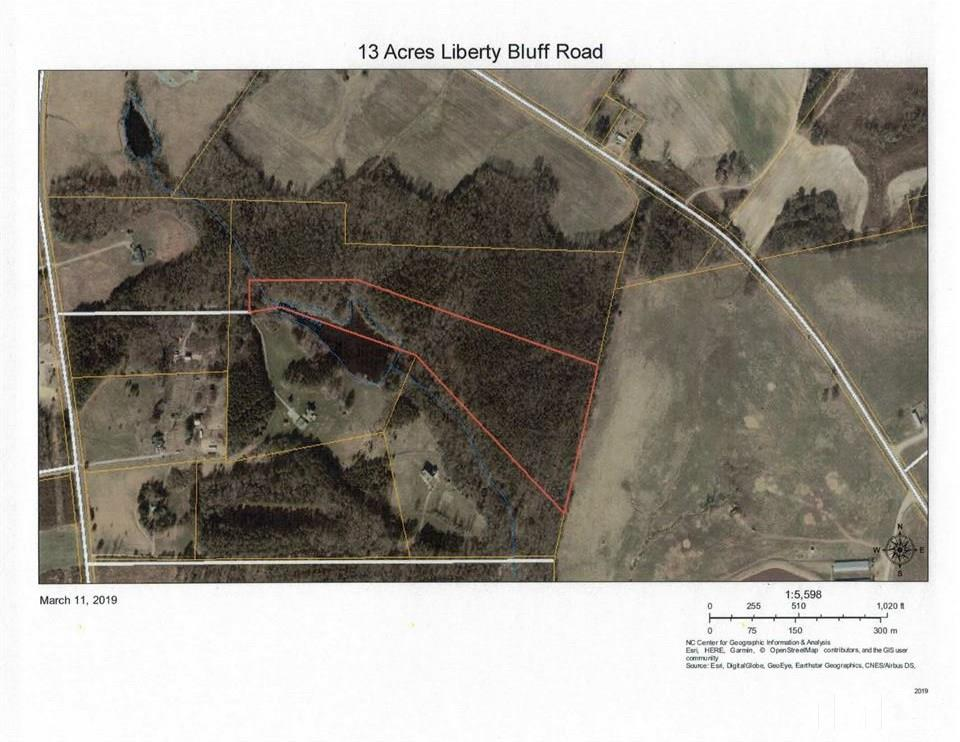 Property for sale at 00 Liberty Bluff Lane, Spring Hope,  North Carolina 27882