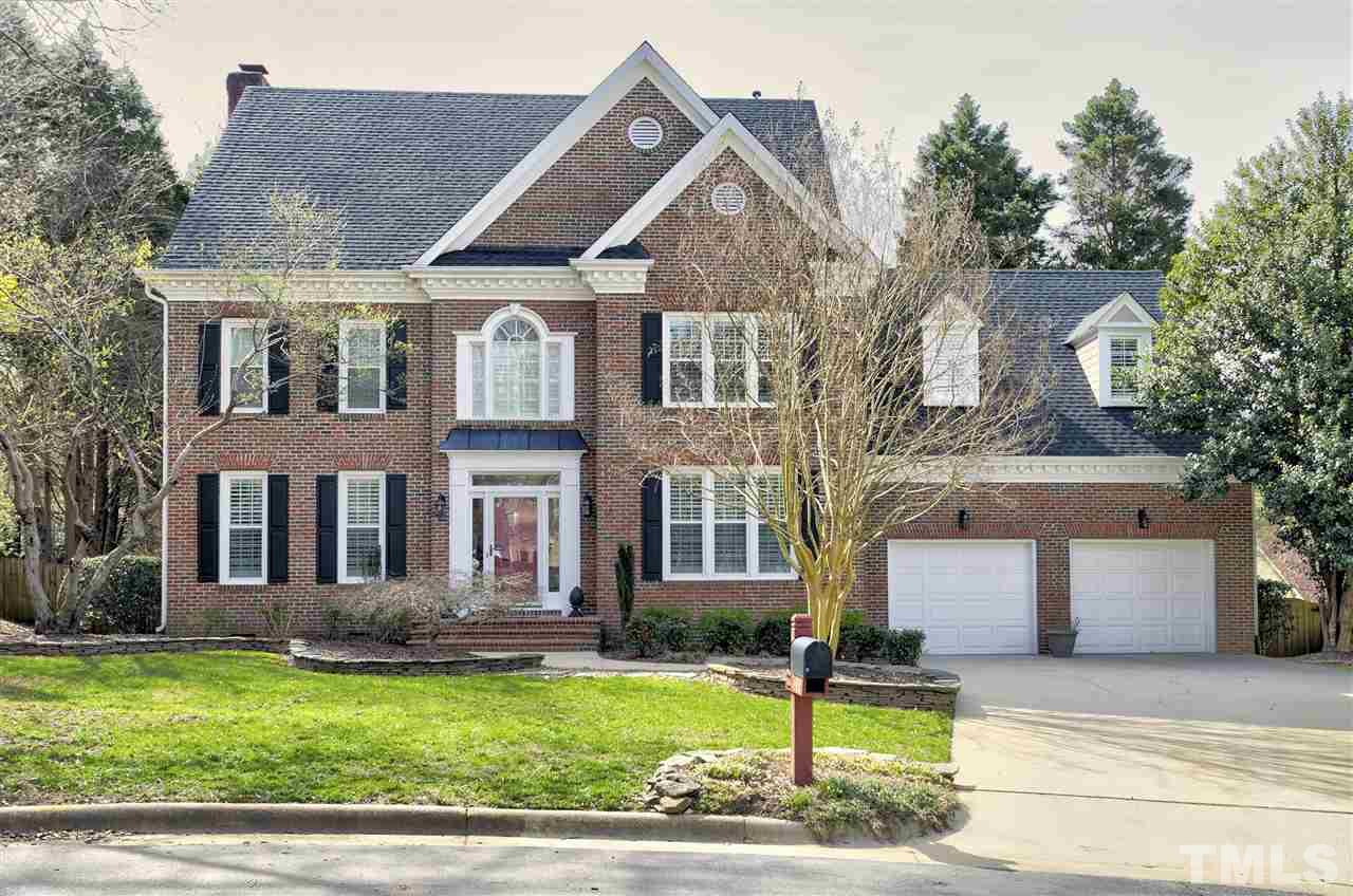 Plan to see this stunningly updated 4 BR/2.5 BA + bonus in Lochmere Swim, tennis, golf community. This lovingly cared for home has hardwoods thru-out, new roof, HVAC, water heater & replaced vinyl windows. The master bath is gorgeous w/updated cabs, tile, granite & his/hers closets. Enjoy either the sun room or 3 season screened porch w/2 way fireplace. The kitchen has been updated w/granite, tile, under counter lighting & stainless appliances. Spacious fenced yard on a culdesac. Walk to swim & tennis.