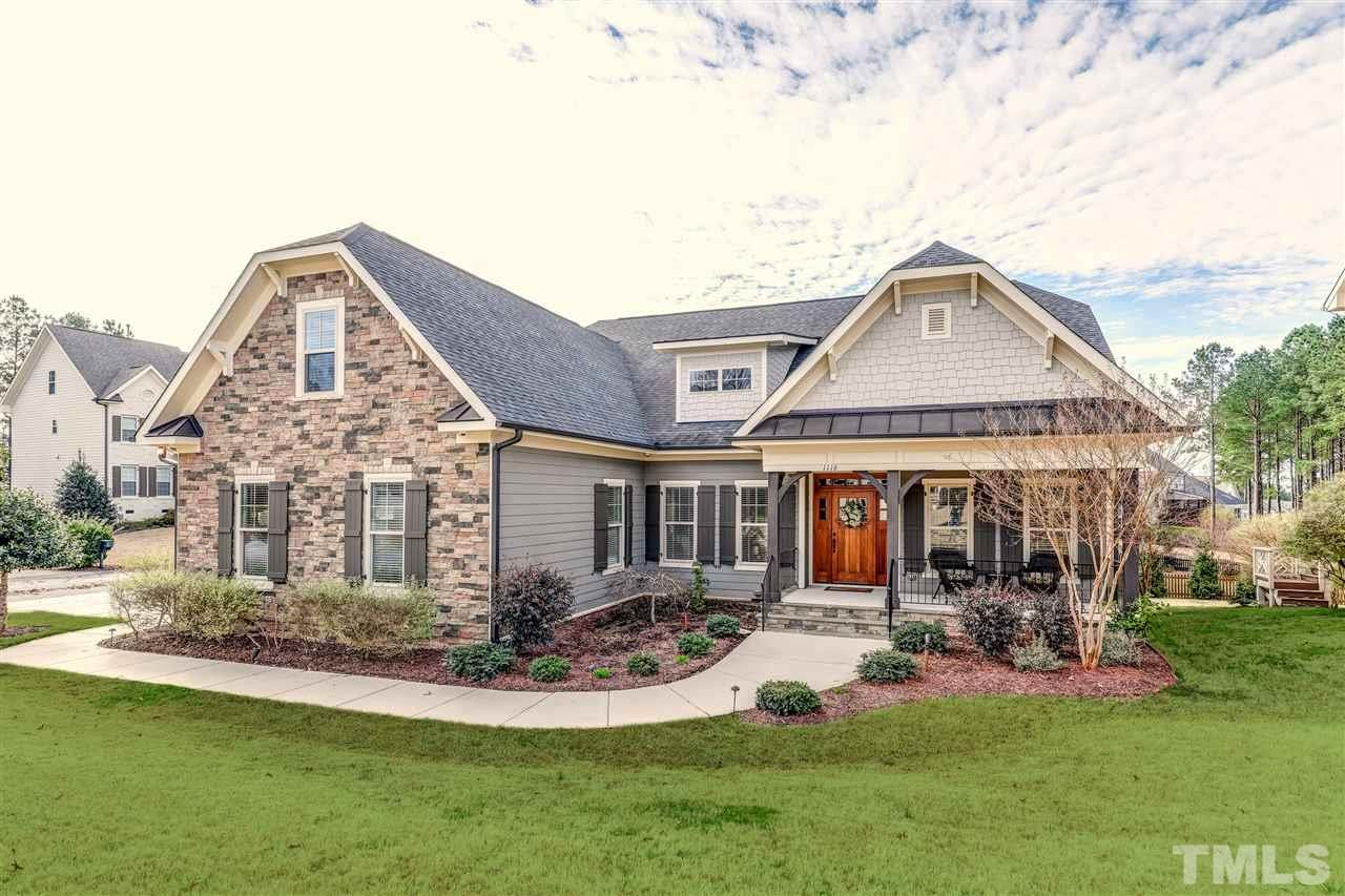1116 Heritage Knoll Drive, Wake Forest, NC 27587 | MLS# 2241968 | Vylla