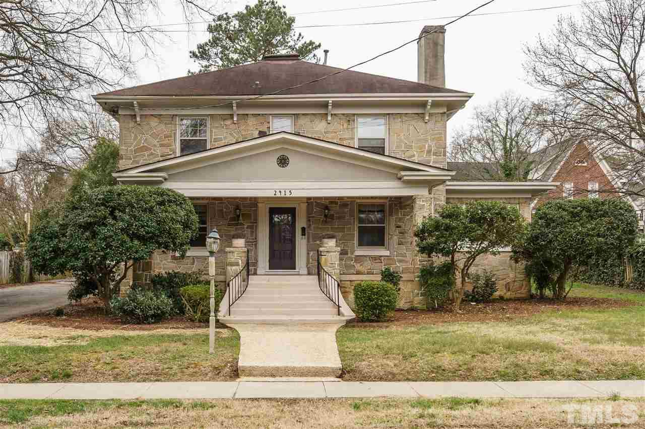 2415 FAIRVIEW ROAD, RALEIGH, NC 27608