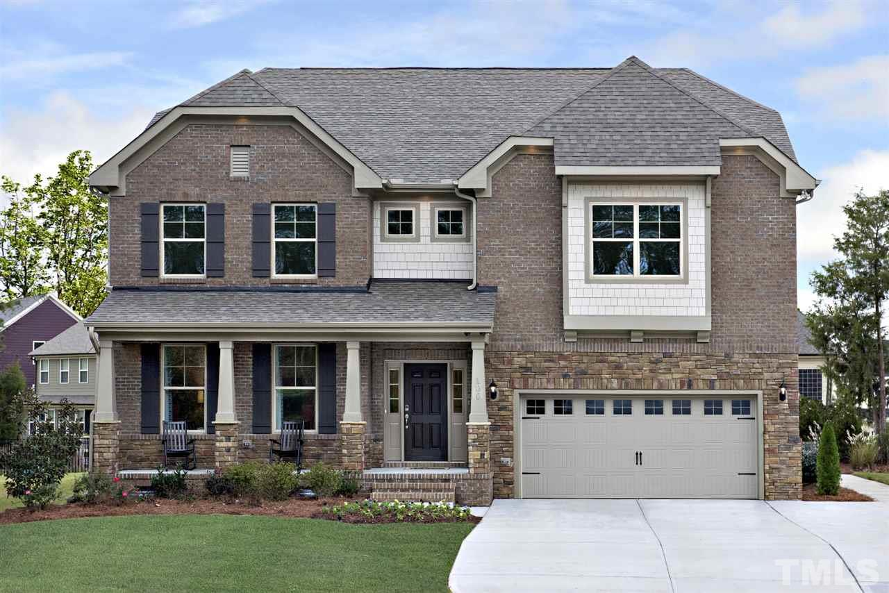 44 private  Home Sites left.  Model open and located at 100 Diggory Drive, Holly Springs.