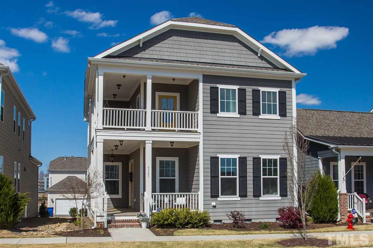 Southern charm meets open, modern floorplan. Open Family & Kitchen area w/ 10ft ceilings & hardwoods w/ stunning custom kitchen & walk in pantry. This home was meant to host parties & family get togethers! Large Master Suite w/ large WIC- Enjoy a cup of coffee on the cozy balcony off of the master. Bonus Room w/ custom kitchenette. 1st Flr Guest Bedroom. Tons of community amenities including pool, clubhouse, parks & access to Greenway. Brewery & RiverBend Park coming soon to this up & coming neighborhood.