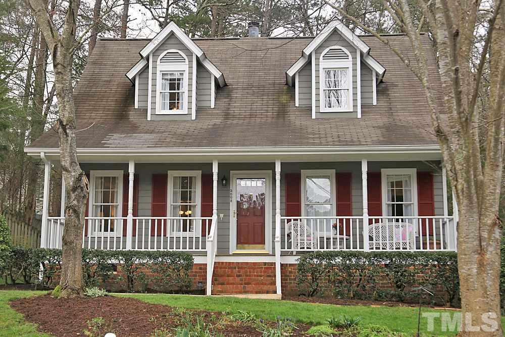 "ALL OFFERS REQUESTED NO LATER THAN 4:30 PM ON SAT, MARCH 30 !  Perfection in WOODCROFT! Just as ""perfect"" as it looks, this great ""SURBAN"" location is the icing on the cake with LOCATION, LOCATION, LOCATION!  Walkability to shopping, eateries and entertainment, only mins to RTP, RDU, Duke and UNC * Meticulously maintained 3 BD/2 B *Master on main * Fresh interior paint *Fabulous deck *Fenced back yard * Rocking chair porch *Great natural lighting *Garden area."