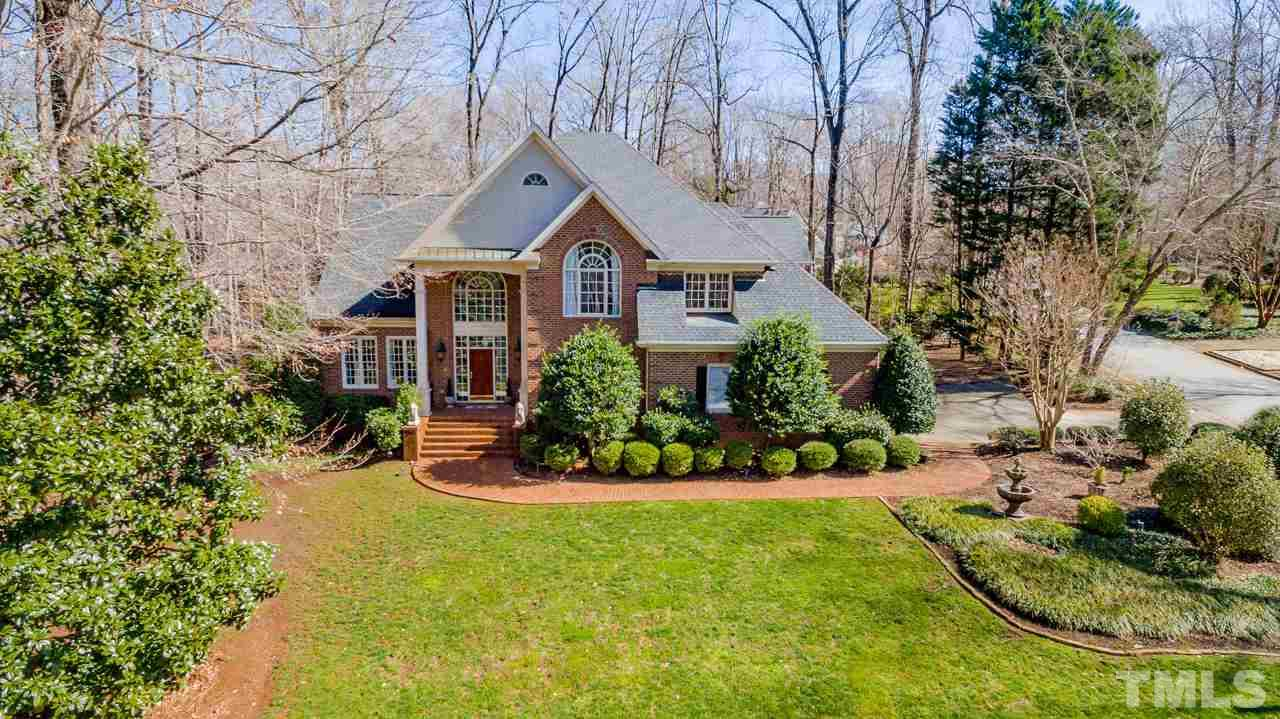 STUNNING ESTATE HOME INS OUGHT AFTER LOCHMERE BIRKHAVEN WITH PRIVATE BACKYARD OASIS!! Grand foyer w/formal din & office! Harwd floors thru-out open floor plan! Arched drway's 11&13 ft ceilings! Chef's kitchen complete w/wolf range, sub-zero fridge, butler's pantry w/wine fride & large windows over sink w/views of brick patio, huge deck, gazebo and professional landscaping! Huge master bdrm w/sitting rm, fp & master bath w/calcutta marble countertops & cistom cabinets!  Large bedrms!  Walk up attic! HURRY!