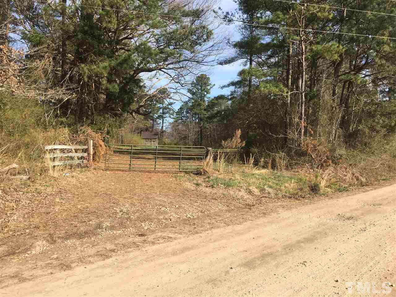 Property for sale at 00 Pet Burwell Road, Warrenton,  North Carolina 27589