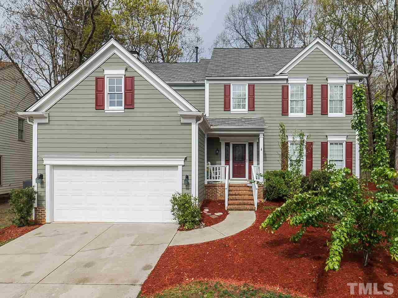 Beautifully Updated 5 Bedroom home in Lochmere w/spacious fenced yard! Remodeled Kitchen includes Granite, New Cabinetry, New Appliances & New Flooring on 1st Floor.  Master Bath Remodel w/ LARGE Oversized Shower, Dual Vanities & Updated Tile.  Recently Painted Interior(2019) & Exterior (2014). Third Floor offers Bonus + 5th Bedroom w/NEW carpeting!  HVAC (2018 - 1st &2nd))(2005 -3rd fl.) This is a community known for its private swim & tennis club + two lakes, fishing docks, biking & walking trails!