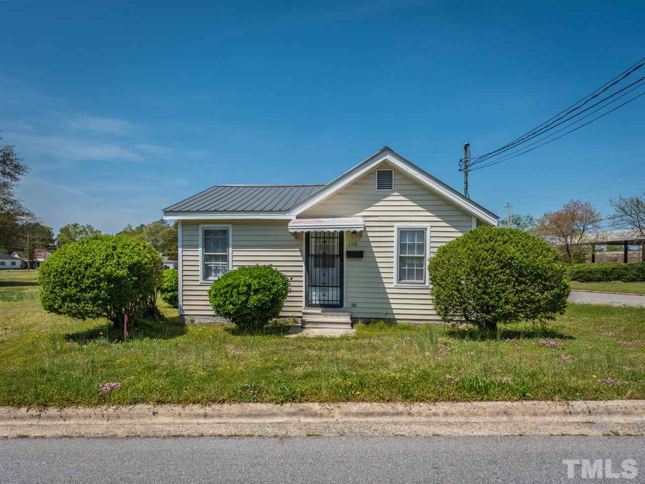 116 S SEVENTH STREET, SMITHFIELD, NC 27577