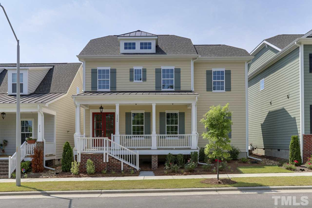 Come view our beautiful Corolla, 1st floor model ! Home has a beautiful large kitchen, a over-sized family room!! Enjoy sitting outdoor in your screened in porch. Our master planned community includes a community farm, outdoor fitness park, dog park, and a beautiful clubhouse with a pool and fitness facility.