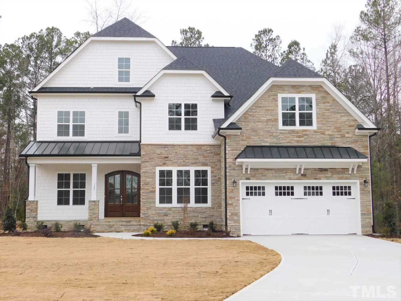 Homes In Apex Nc With A First Floor Master Bedroom