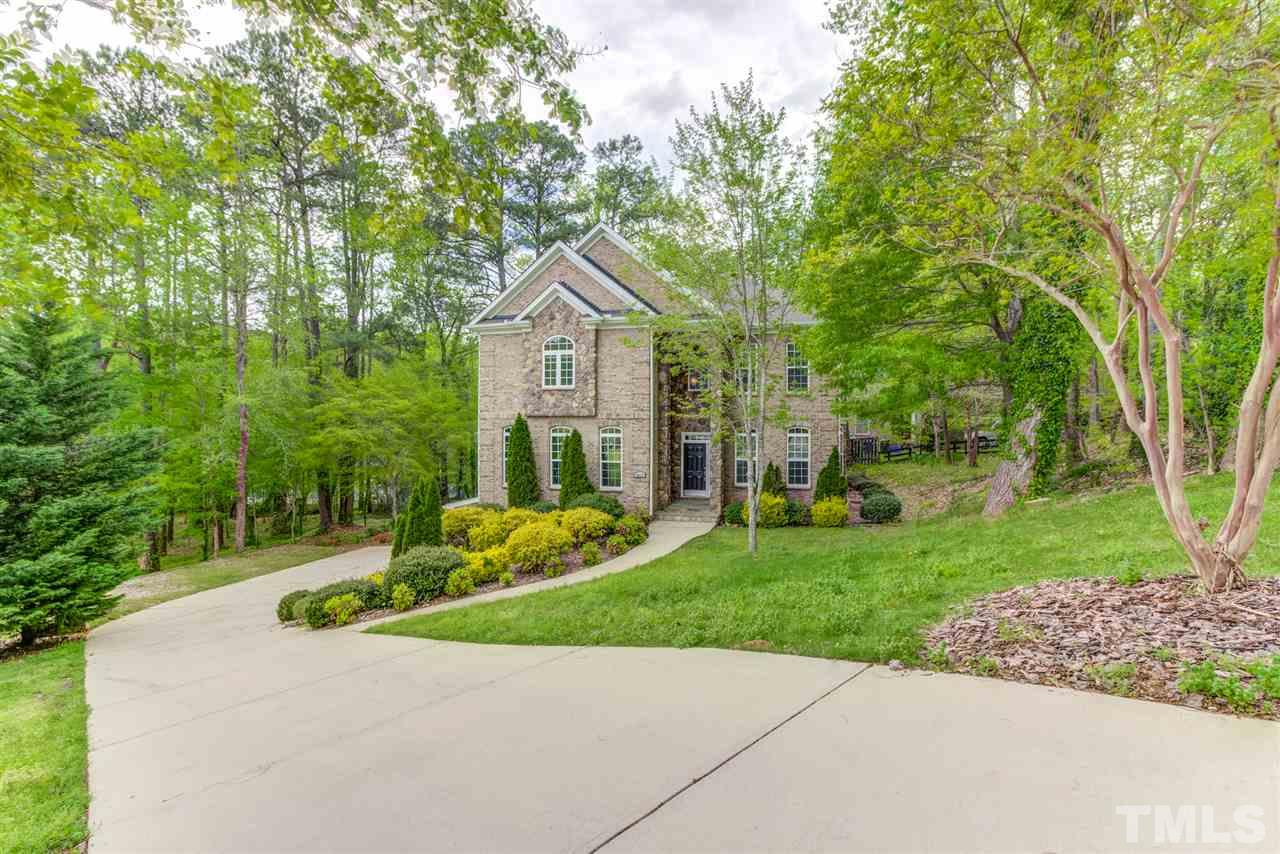 Beautiful spacious home in the North Hills area. Hardwoods up and down. Crown molding and wainscot. Pot filler over the stove. Elevator shaft in the home. Media room on the first floor. Finished basement with kitchen. Firplace in the family room and master bedroom.