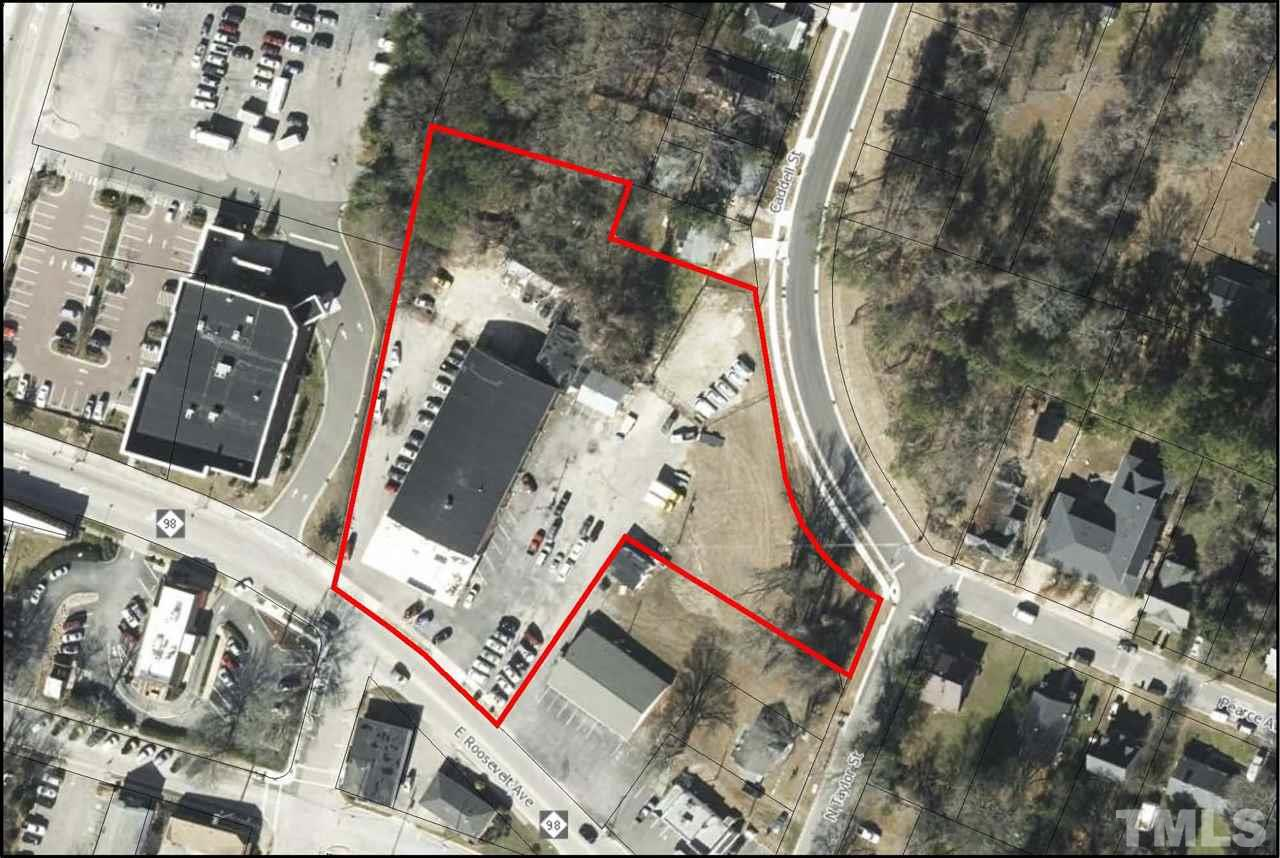 Property for sale at 303 E Roosevelt Street, Wake Forest,  North Carolina 27587