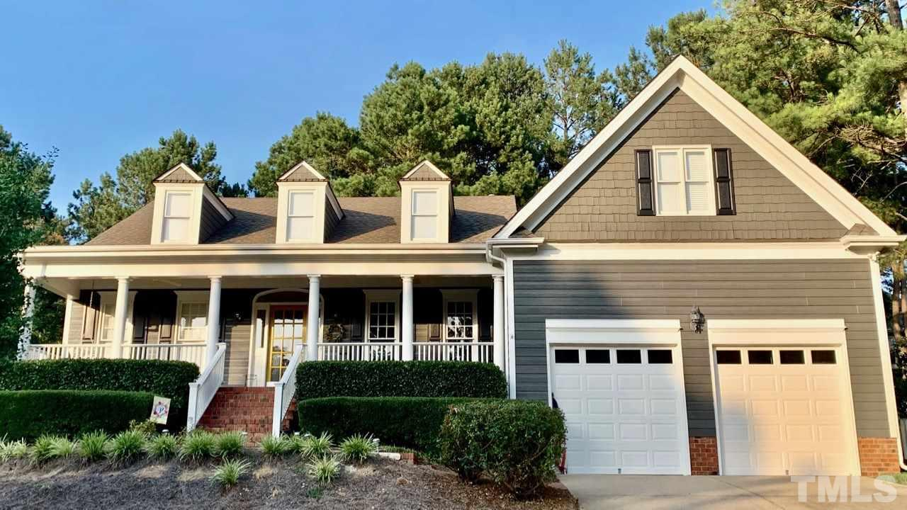 Heritage Golf Community Homes - Triangle Area Realty