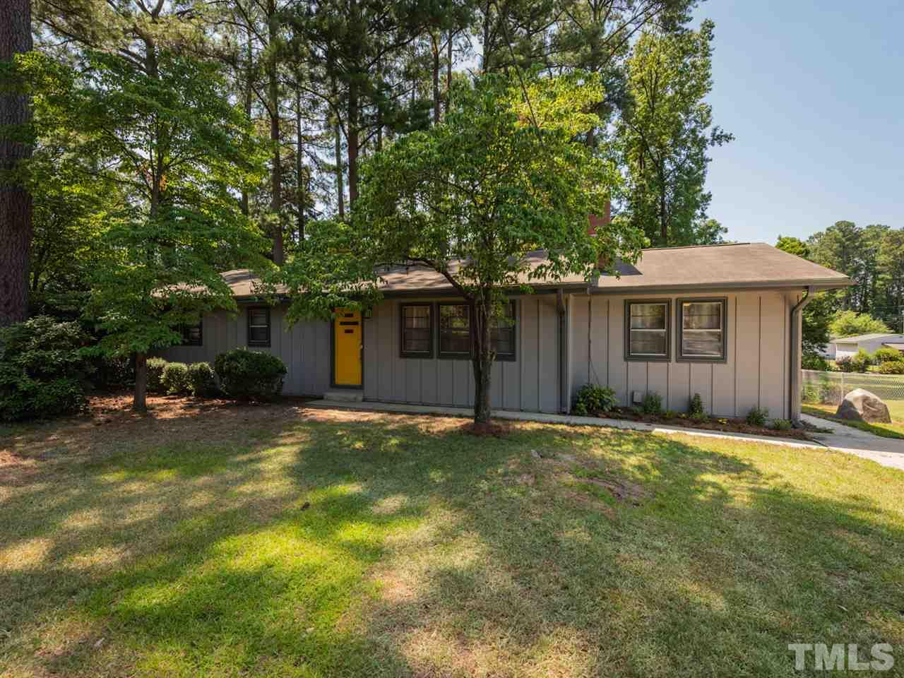 3616 COLEWOOD DRIVE, RALEIGH, NC 27604