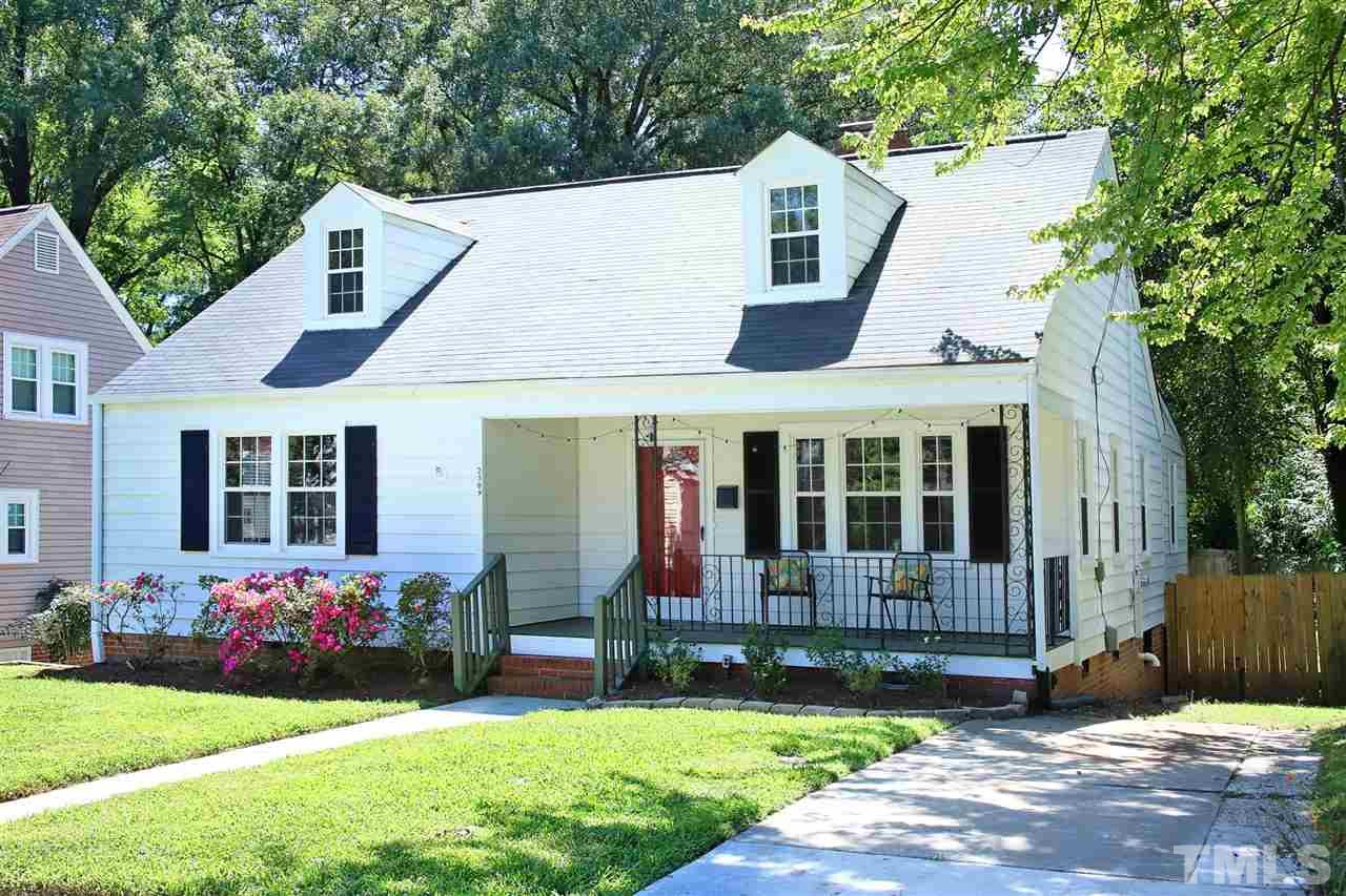 Historic Homes (Pre 1950) for Sale in Durham, NC