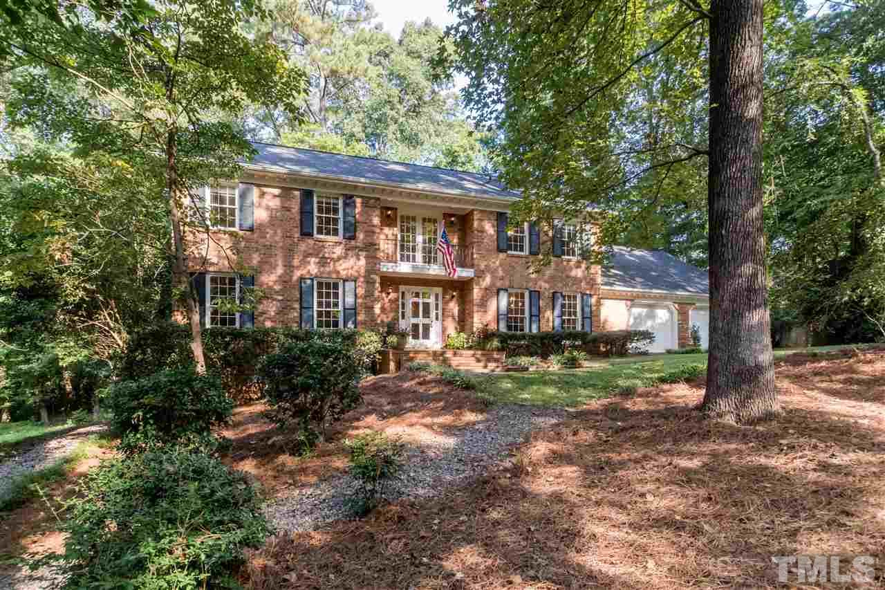 A very special North Hills home. Tremendous floorplan: 5 generously sized bedrooms + all formals. Updates throughout including chef's kitchen with custom cabinetry + stone countertops. Gorgeous master up with renovated bath. Main level bedroom suite perfect for home office or guests. Incredible finished basement: bonus + game + exercise rooms + more. Unwind with coffee or cocktails on incredible screened porch. Culdesac lot, steps to the Greenway + easy stroll to incredible shopping, dining + nightlife.