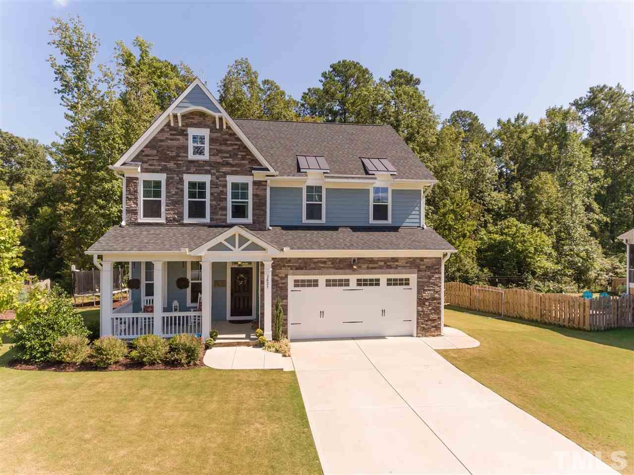 Property for sale at 2621 Needle Pine Drive, Apex,  North Carolina 27539