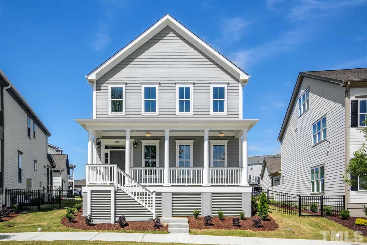 Builder is motivated to sell this beautiful Brand New Custom Built Home! Double MASTER BEDROOM SUITES 1 downstairs 1 upstairs. Lg Bonus Room, Last home in neighborhood with a 3 car garage. Screened porch is a must in NC, Chef's kitchen with all upgrades, fenced yard, sealed/conditioned crawlspace. TIRED OF YARD WORK? HOA mows lawns & puts out mulch. Gorgeous, TRUE HARDWOODS on first floor & on the stairs. 10' ceilings downstairs with 8' doors. Tons of beautiful trim detail. Awesome 5401 N community.