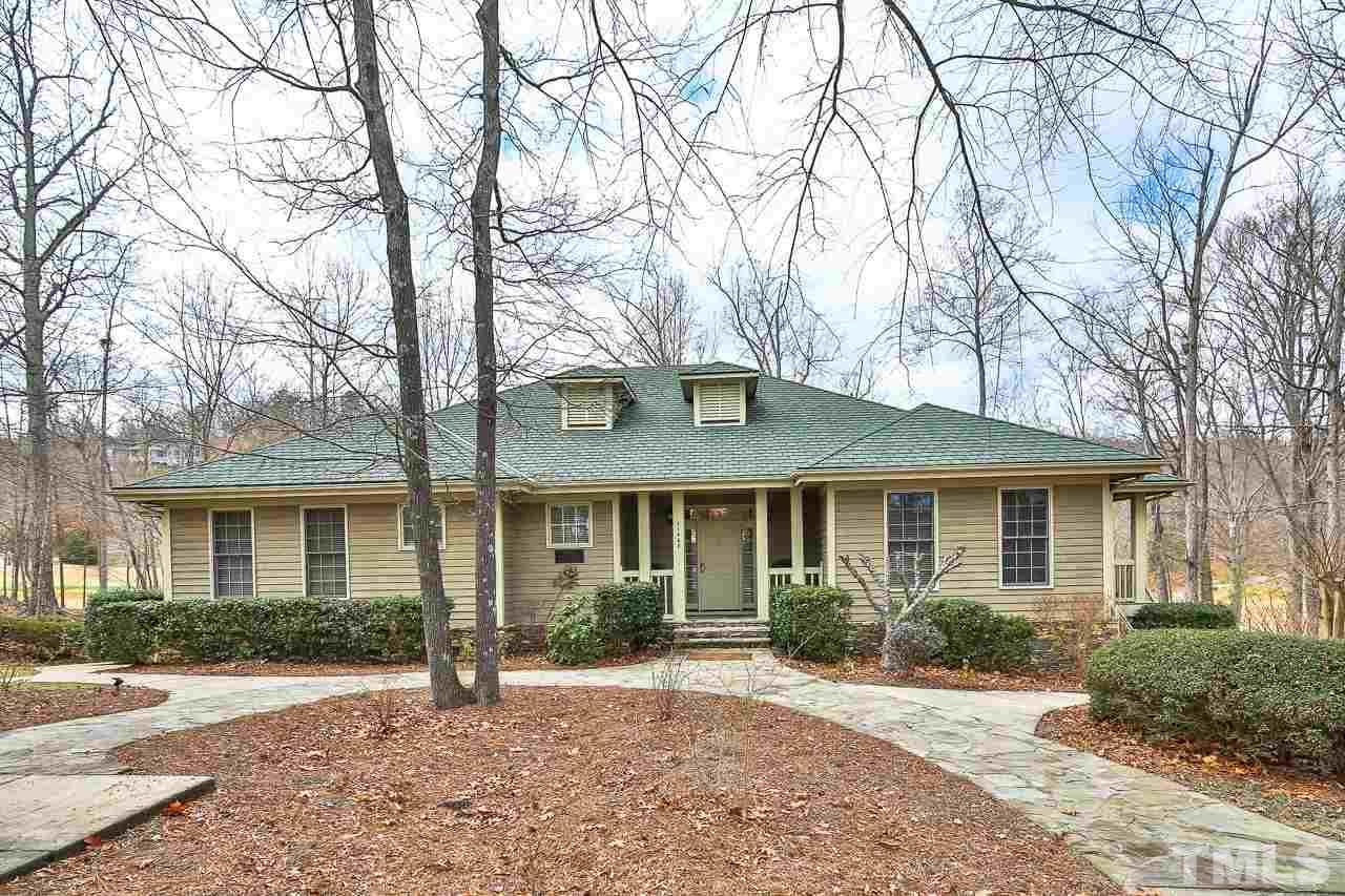 11468 Club Drive, Chapel Hill, NC 27517
