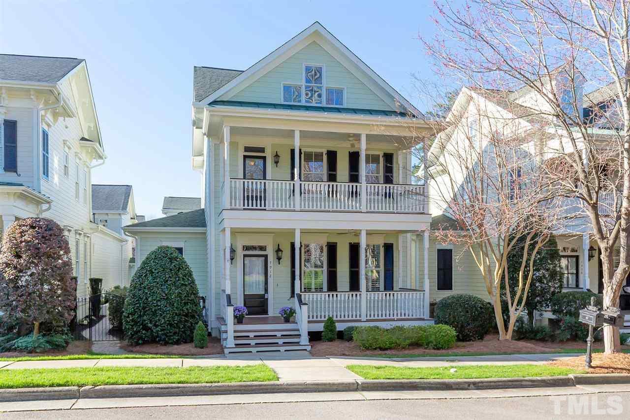 Raleigh Real Estate: 7912 Madison Park Lane NC 27615 $638,000