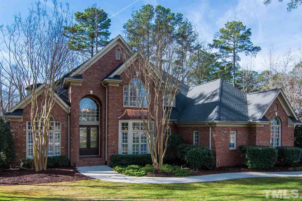 Next best thing to a personal walkthrough, is a VIDEO walkthrough. Be sure to click on VIRTUAL TOUR link. Gorgeous all brick home on nearly one acre lot.  Quality craftsmanship through out the home. All rooms on the interior have a fresh coat of paint, and professionally cleaned. Comes with a first floor Master Bedroom, and refinished hardwood floors on the Main Level.  Large 2 car and separate 1 car garage. This Luxury home is move in ready. Note - precautionary steps taken to address COVID-19 concerns.