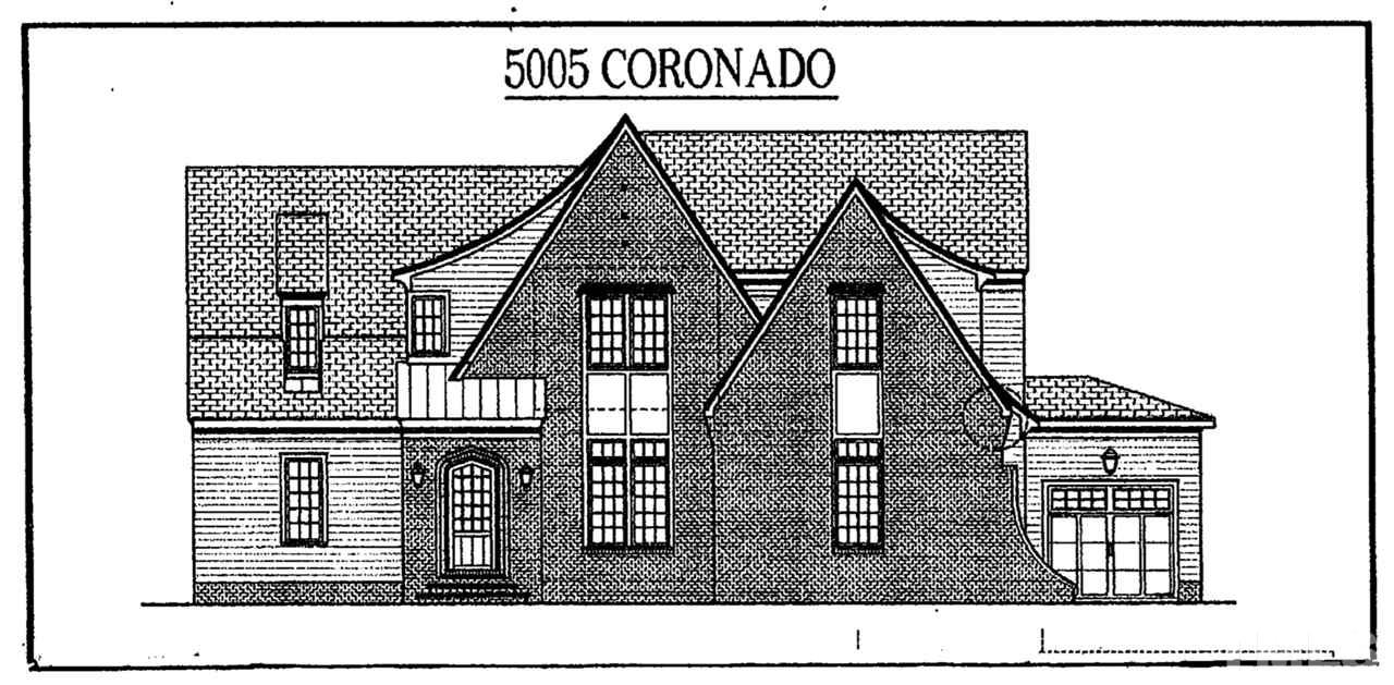 Beautiful painted brick Tudor design with a large master bedroom plus a second bedroom/office with full bath downstairs. This five bedroom, four full bath, two half bath home has a study, bonus room, screened porch w/fireplace, three car garage and all the upgrades that will wow your family and friends. It features painted custom cabinetry, a kitchen with scullery sure to impress the cooks and premium finishes throughout. 4/10 acre lot on one of the quietest streets in North Hills Estates. Don't miss it!