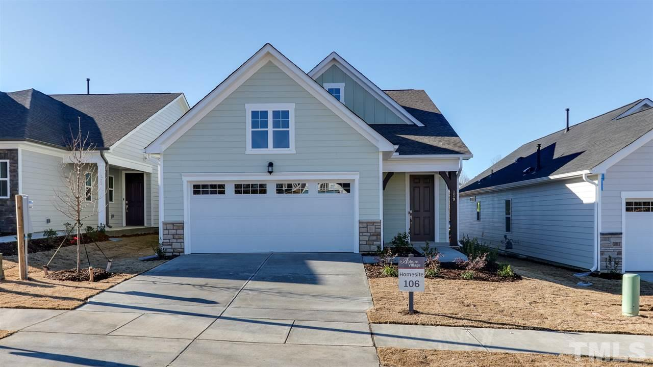 Home in pictures is sold but shows same floorplan and design package
