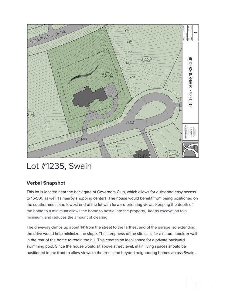 10443 Swain, Chapel Hill, NC 27517