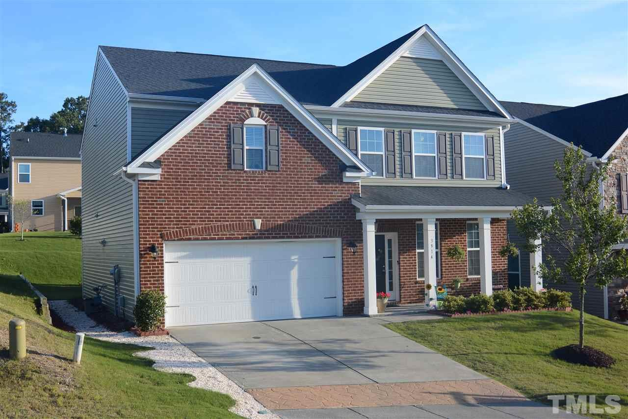 Welcome Home ! The Awesome Bradley Floor Plan Offers So Much. Original Owners who Added Over $ 28K of Options &  Upgraded Features ! And, no Pets in the Home.