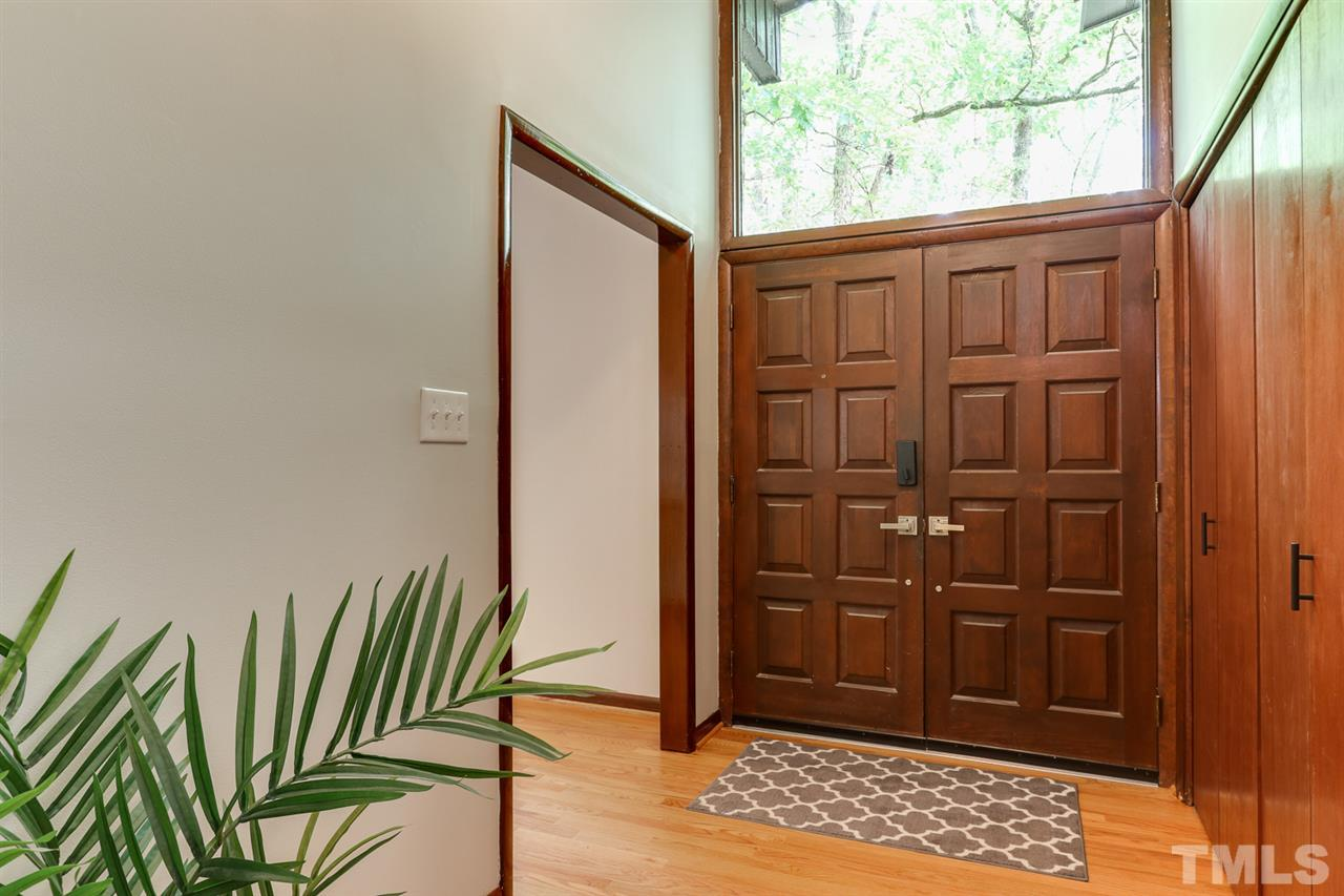 Gorgeous front doors