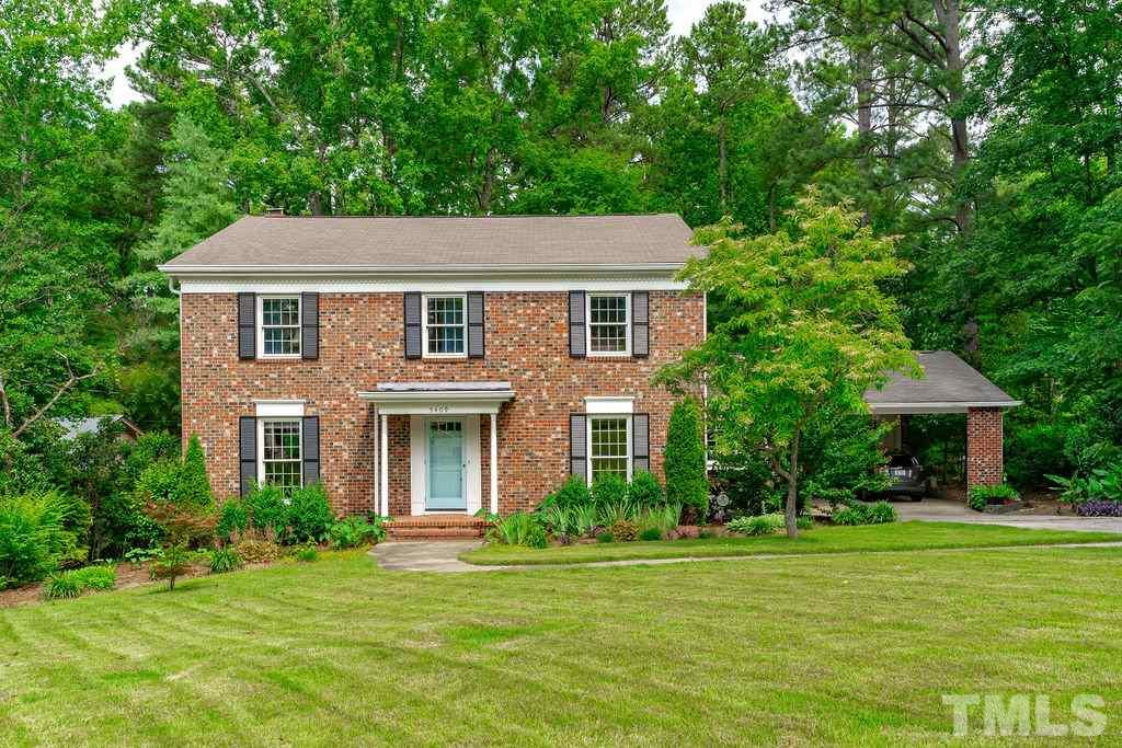 Property for sale at 5409 Alpine Drive, Raleigh,  North Carolina 27609