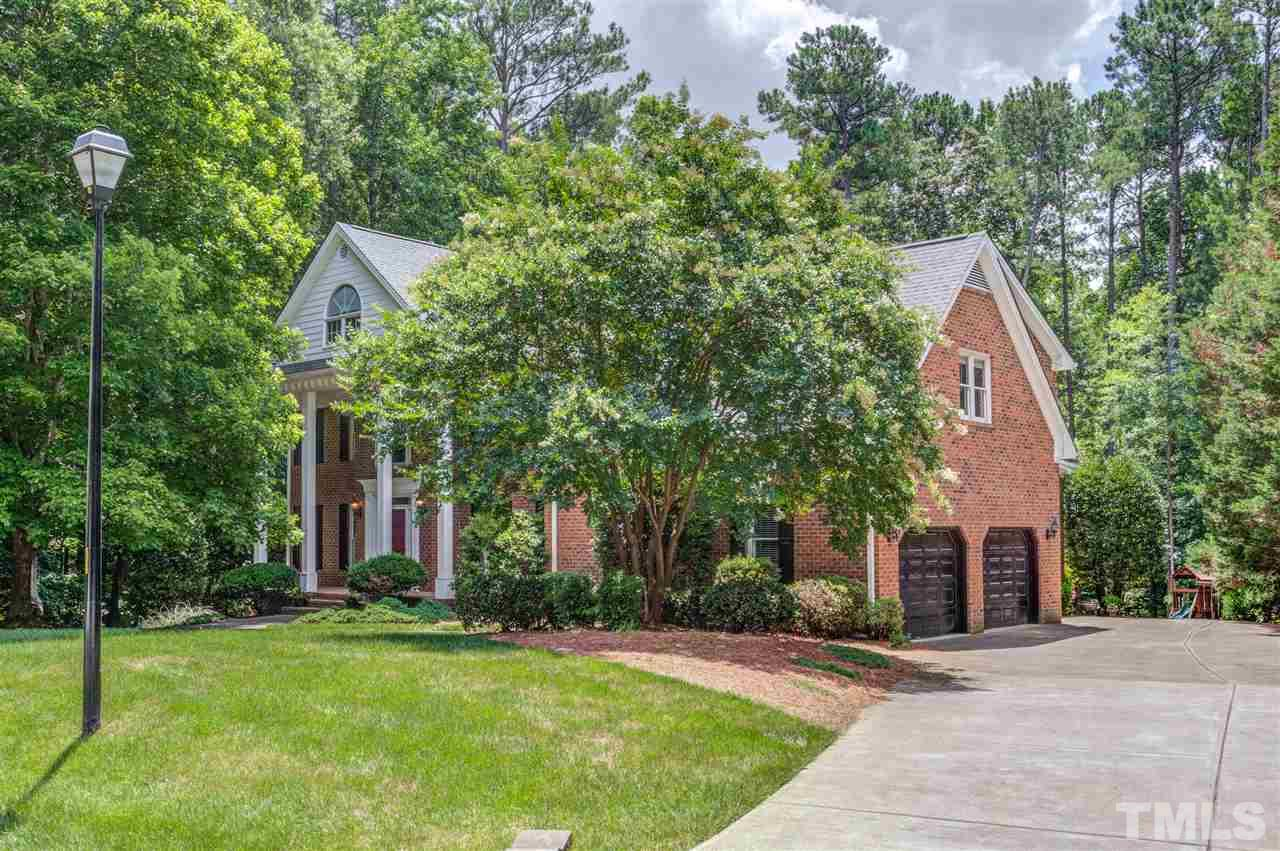 Property for sale at 1809 Green Downs Drive, Raleigh,  North Carolina 27613