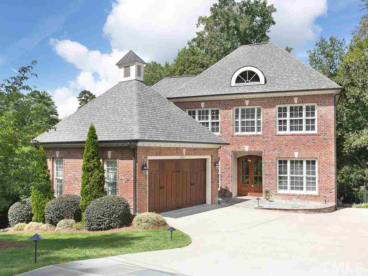 Brick exterior looking as classic and timeless as ever