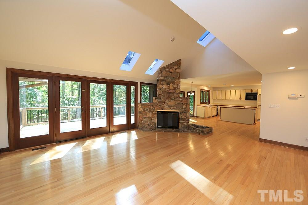 Tremendous light and space