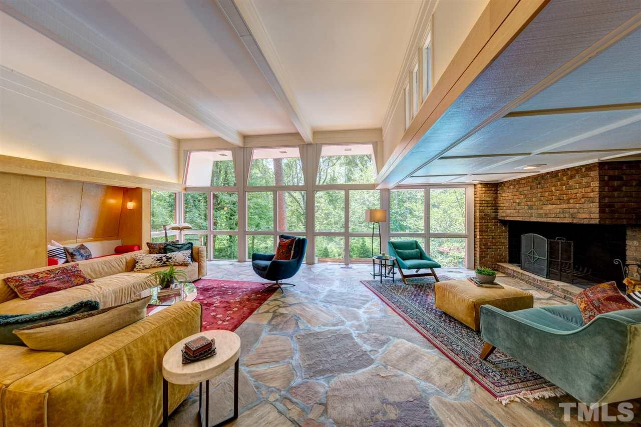 Open spaces and tremendous windows and light