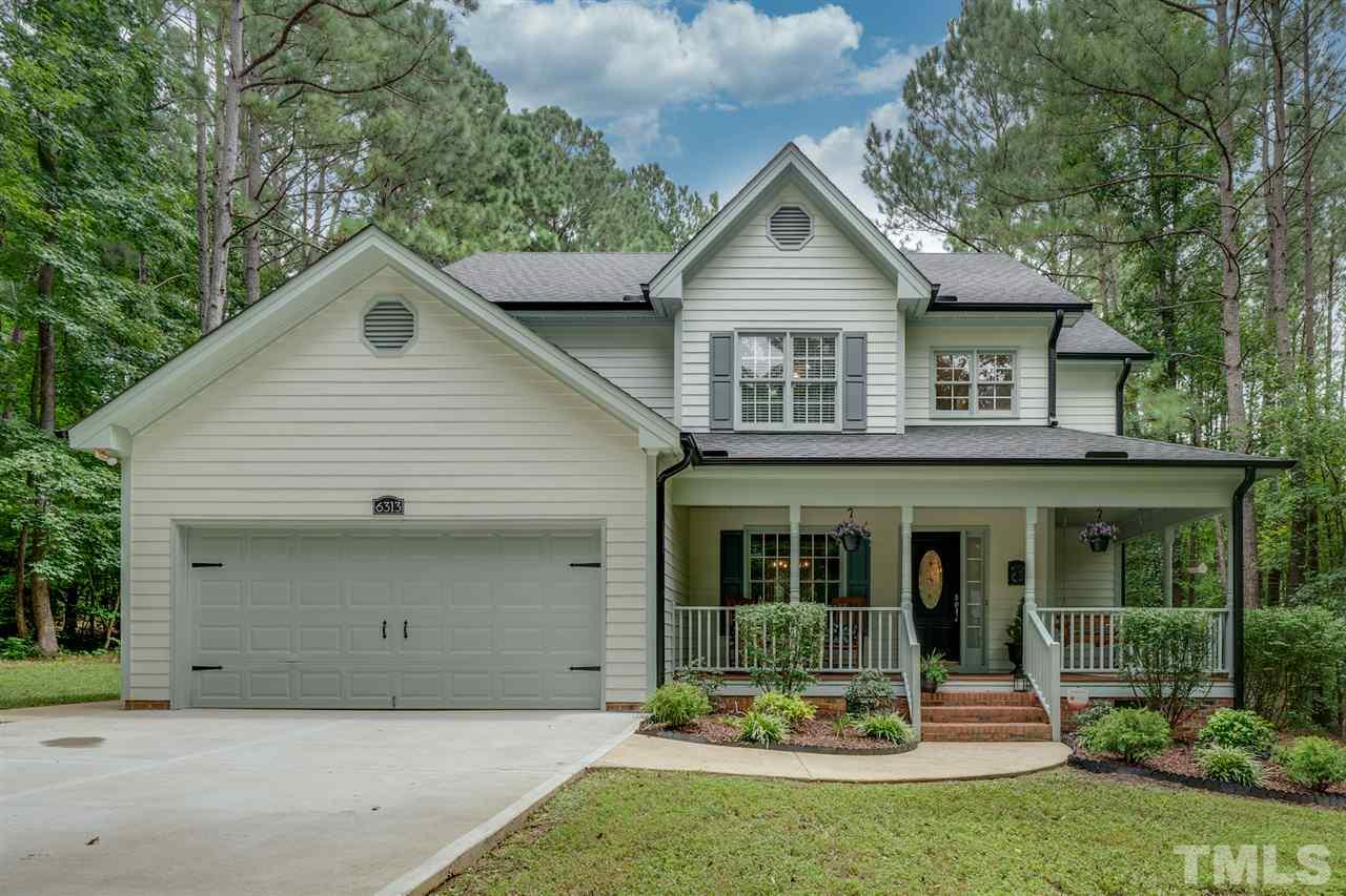 6313 Gretna Green Lane, Raleigh, NC