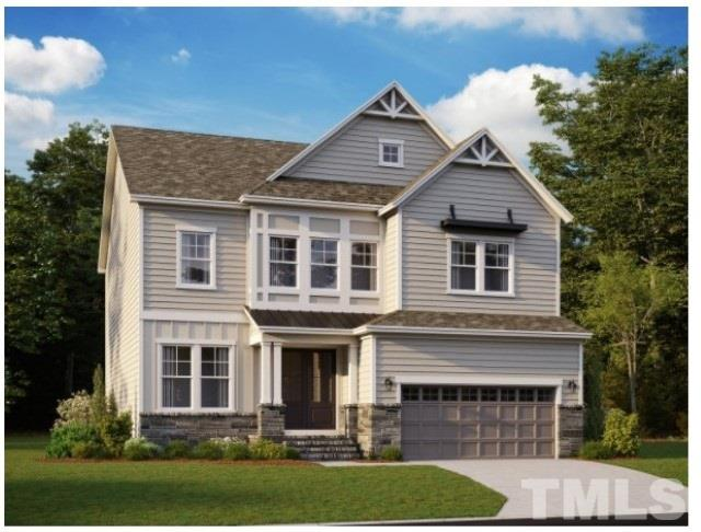 Newly designed Jackson floor plan with 5 bedrms, 4 bathrms!  Open 1st floor includes kitchen w/ island, walk-in pantry, breakfast area, family rm, din rm, guest bedrm & full bth.  Spacious master suite w/ sep tub/shower & 2 walk in closets, bedrm w/ private bath, 2 additional bedrms, hall bth, loft & laundry on the 2nd floor.