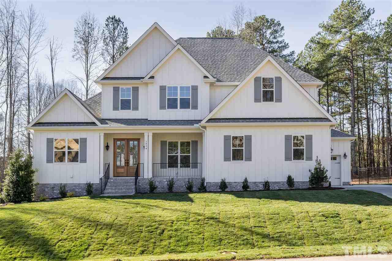New home for sale in Stillwater, Apex NC