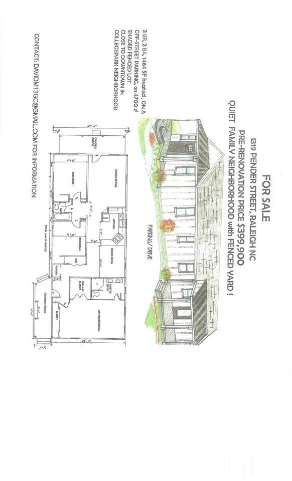 Illustration and Floor Plan