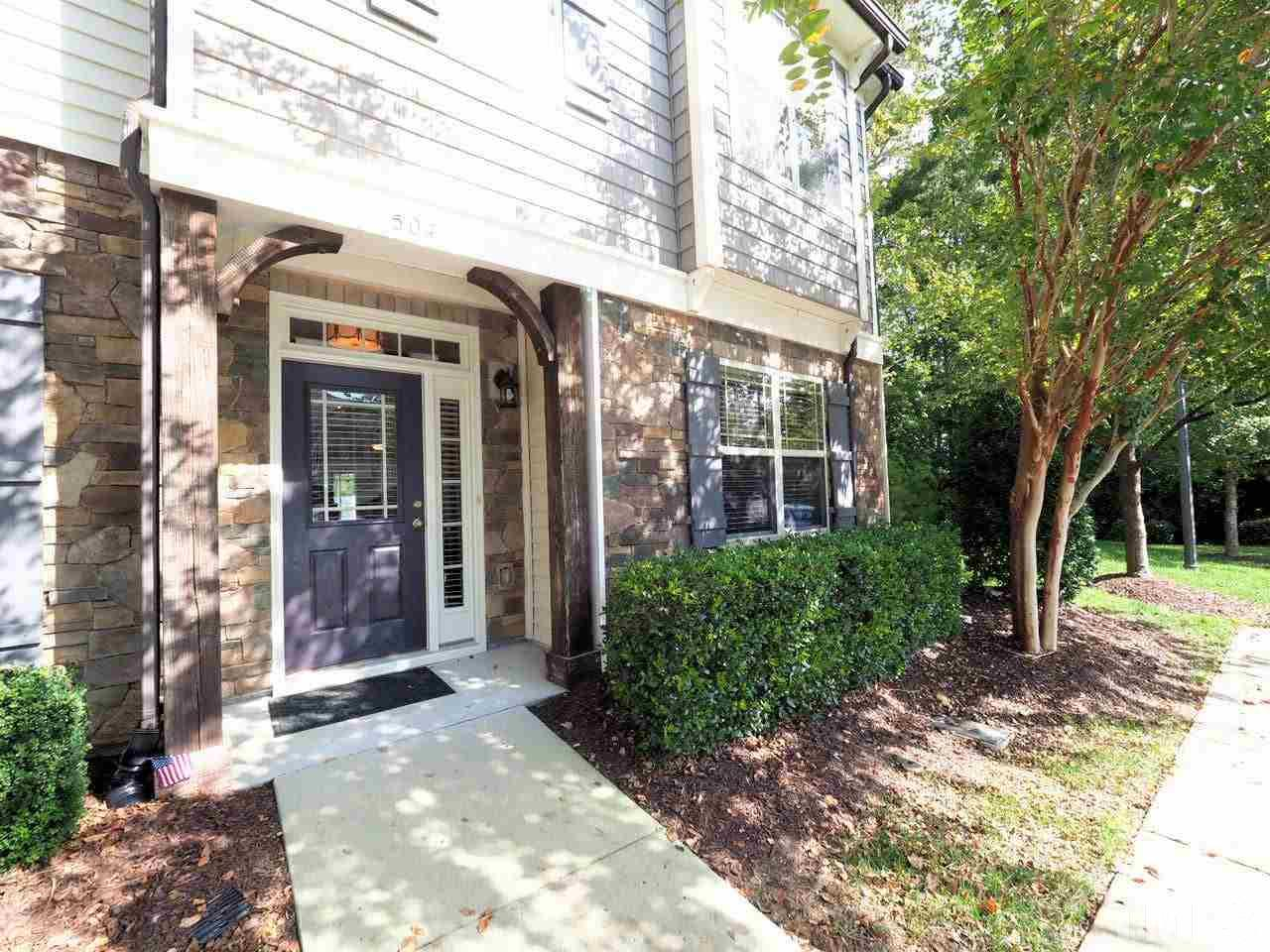 Welcome to 504 Matheson Place! Minutes from downtown Cary!