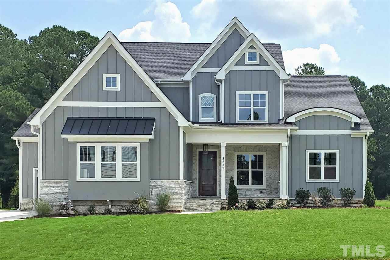 New home for sale in Brook Meadow, Apex NC