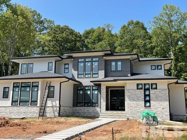 PRE-SALE ONLY. Beautiful home being built by Bost Custom Homes on a wooded lot!