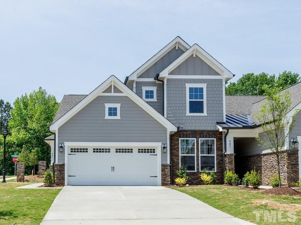 New home for sale in Corbinton at Kildaire Farm, Cary NC
