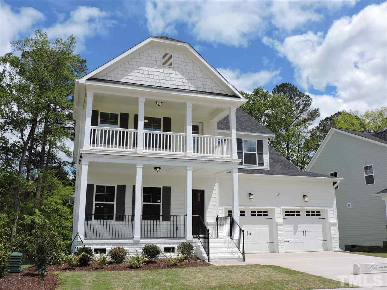 1ST FLOOR GUEST SUITE! COVERED PORCH W/POND VIEW! HWDs Thru Main Living! Kit: Granite Ctops, Cstm Cabs w/Crwn Trim, SS Appls Incl GasRange, Angled Breakfast Bar, Tile Backsplash, Wlk in Pantry & Butlers Pantry! Open to BreakfastNook w/Access to Covered Porch! Master: w/Trey Ceiling, Plush Carpet! MBath: Tile Floor, DualVanity w/Granite, Cstm Cabs, Tile Srrnd Walk in Shower, Soaking Tub & WIC! FamRm: HWDs, Cstm Srrnd GasLog FP w/Mantle Blt Ins, Recessed Lights & Ceiling Fan! Upstairs Loft Area!